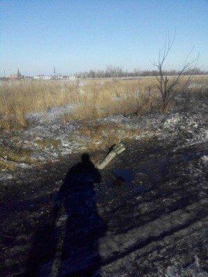 Неразорвавшийся снаряд - Avdeevka-ylitsa-Svobody-3.jpg