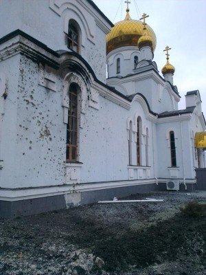 Здание церкви после артобстрела - Tserkov-4.jpg