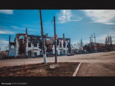 Внешний фасад пострадавшего дома - 08-Uglegorsk.jpg
