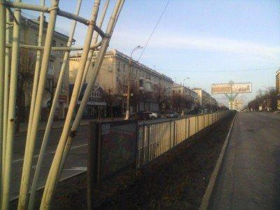Луганск, апрель, 2015 год - Lugansk-chas-puk-1.jpg