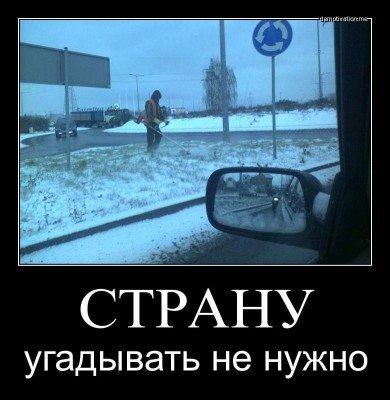 Зимой косят траву. Пять баллов, мужик  - типичная-россия-8.jpg