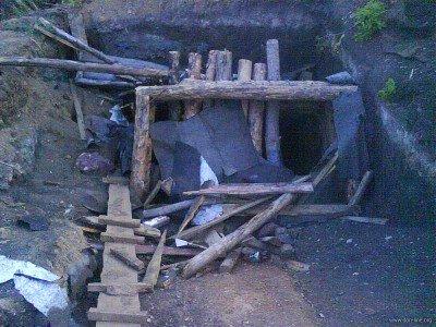 Заброшенная копанка в районе старой пищевкусовой фабрики - 748237.jpg