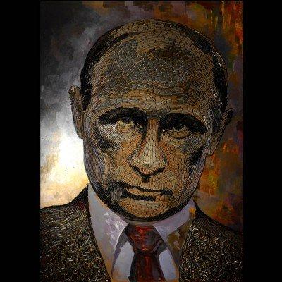 Владимир Путин, Лицо войны - Putin_Huilo.jpeg