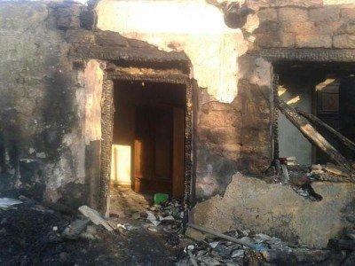 Здесь жили люди, но пришел русский мир и все разрушил - Staromihaylovka_obstrel_4.jpg