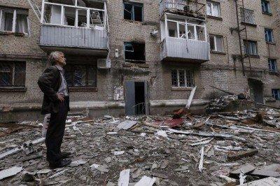 Город Авдеевка весь в руинах - Avdeevka_SOS.jpg