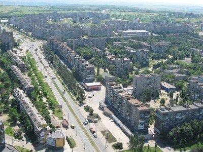 Алчевск с высоты птичьего полета - Alchevsk_1.jpg