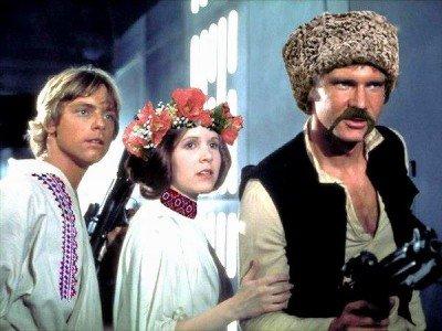 Люк Скайуокер, Принцесса Лея и Хан Соло - 4029.jpg