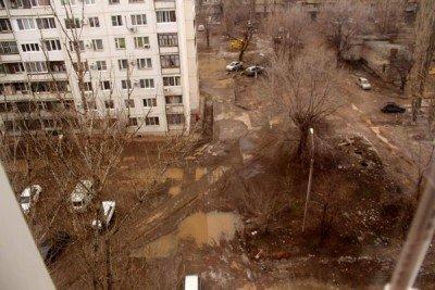 Весь этот замечательный двор в Волгограде Деды воевали Я помню, я горжусь  - Волгоград-4.jpg