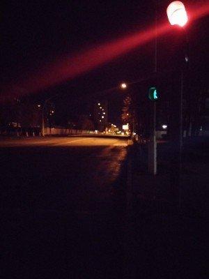 Ночной Луганск, столица псевдореспублики лнр  - Луганск ночной.jpg