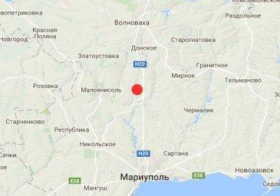 Карта землетрясения на Донбассе - zemletryasenie-Donbass.jpg