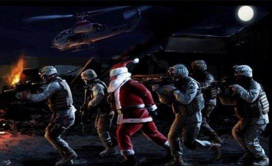 Дед Мороз и солдаты - zsu.jpg