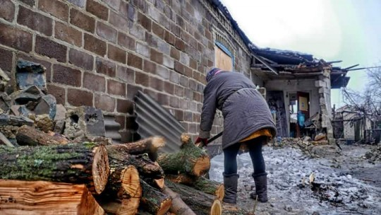 Обстановка в городке Марьинка - Marik (3).jpg