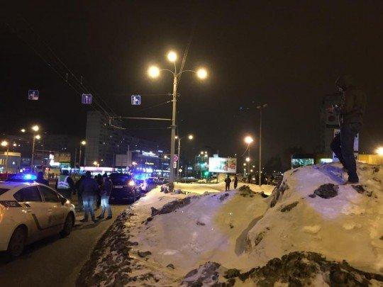 В Харькове разгорелся конфликт при участии Восточного Корпуса и ветеранами АТО - Kharkov.jpg