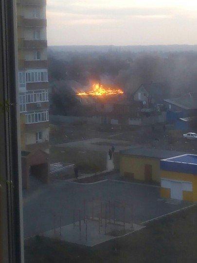 Обстановка в городке Ясиноватая, ситуация с военными действиями и перекличка - Yasyk (2).jpg