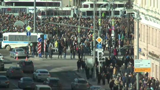 Москва сегодня, масштабная акция протеста - Moscow-26032017.jpg