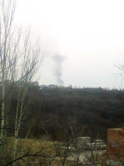 Обстановка в городке Ясиноватая, ситуация с военными действиями и перекличка - yasyk (1).jpg