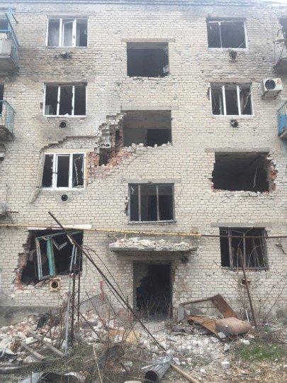Обстановка в городке Пески, ситуация с военными действиями и перекличка - pesky (2).jpg