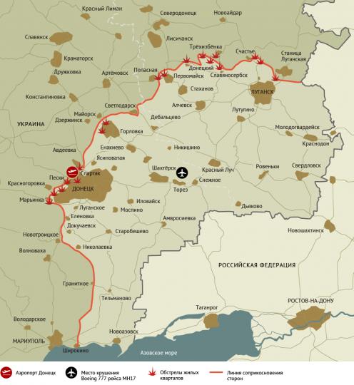 Роспропаганда - 2 - liniya-razgranicheniya-protivostoyaschih-sil-v-donbasse.png