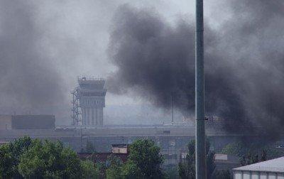 Бои на аэропорте Донецка - aeroport.jpg