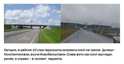 Фронтовые сводки - Donetsk-Konstantinovka-the-bridge.jpg