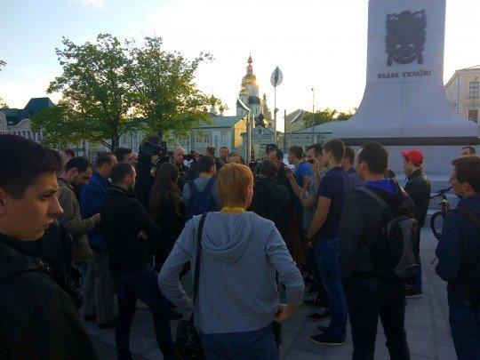 Порошенко подписал указ о блокировке российских социальных сетей, обзоры и мнения - Харьков вата 2.jpg