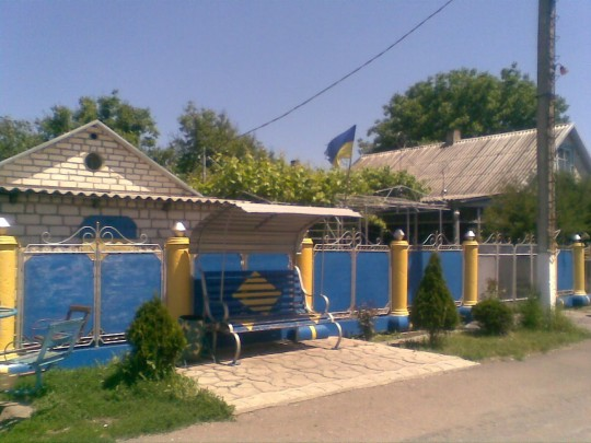 Обстановка в городке Марьинка - 049321.jpg