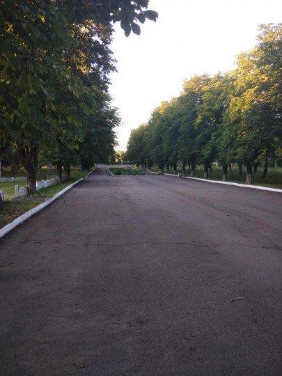 Обстановка в городке Марьинка - marynka.jpg