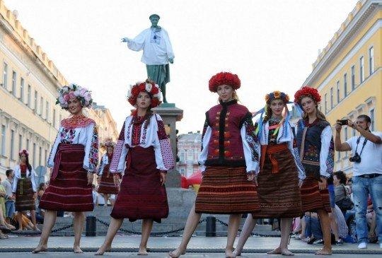 Это Украина, детка Типичная Украина  - Odessa (3).jpg