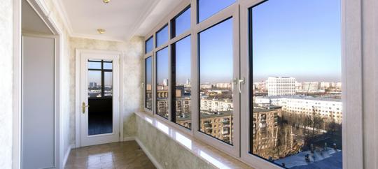 Остекление и отделка балкона. - окна2.png