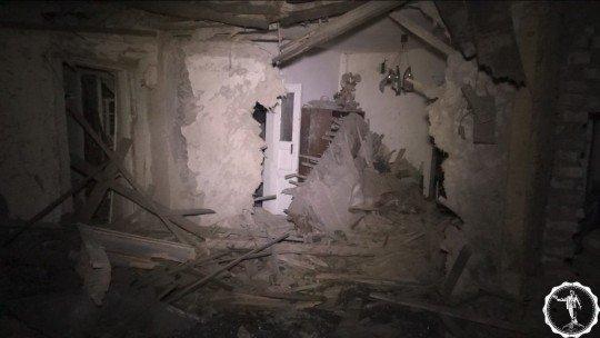 Обстановка в городке Ясиноватая, ситуация с военными действиями и перекличка - yasynovataya (9).jpg