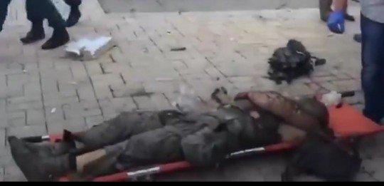В Донецке уничтожили лидера террористов днр Александра Захарченко - separ-dohlyi.jpg