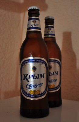 Пиво Крым светлое - Krym-svetloe.jpg