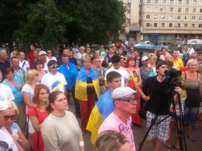 Slavyansk today ;  - Slavyansk_today-2014-August.jpg