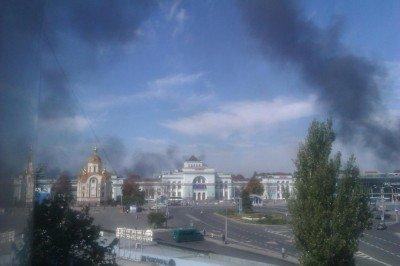 Дым у ЖД-вокзала Донецка - 3490cn83r9-3cmi-.jpg
