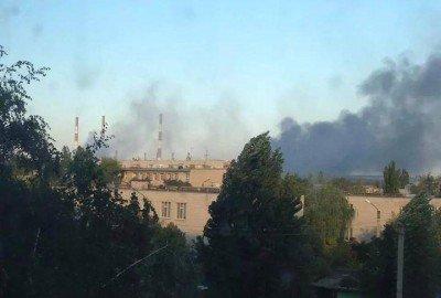 Пожар на ТЭС в Счастье - 3487539487.jpg