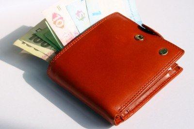 Кошелек с деньгами - Gamanec-z-bablom.jpg